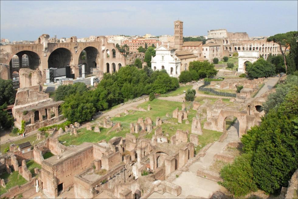 Le_Forum_Romain_(Rome)_(5981353320)
